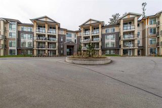 "Main Photo: 101 45761 STEVENSON Road in Sardis: Sardis East Vedder Rd Condo for sale in ""Park Ridge"" : MLS®# R2360113"