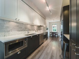 "Photo 4: 3439 PORTER Street in Vancouver: Victoria VE Townhouse for sale in ""MASON"" (Vancouver East)  : MLS®# R2361798"