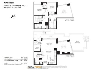 """Photo 20: TH 106 918 COOPERAGE Way in Vancouver: Yaletown Townhouse for sale in """"MARINER"""" (Vancouver West)  : MLS®# R2366351"""