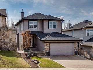 Photo 1: 113 TUSSLEWOOD Terrace NW in Calgary: Tuscany Detached for sale : MLS®# C4244235
