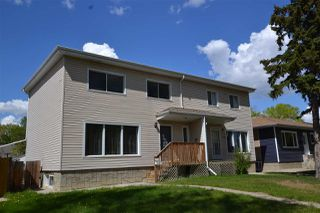 Main Photo: 13530 & 13532 WOODCROFT Avenue in Edmonton: Zone 07 House Duplex for sale : MLS®# E4158998