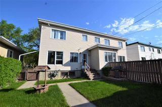 Photo 22: 13530 & 13532 WOODCROFT Avenue in Edmonton: Zone 07 House Duplex for sale : MLS®# E4158998