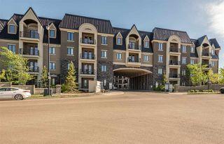 Main Photo: 111 6083 MAYNARD Way in Edmonton: Zone 14 Condo for sale : MLS®# E4160670