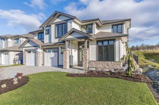 "Photo 1: 3954 COACHSTONE Way in Abbotsford: Abbotsford East House for sale in ""CREEKSTONE ON THE PARK"" : MLS®# R2386101"