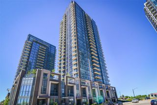 Photo 1: 2101 5025 Four Sprins Avenue in Mississauga: Hurontario Condo for lease : MLS®# W4509081