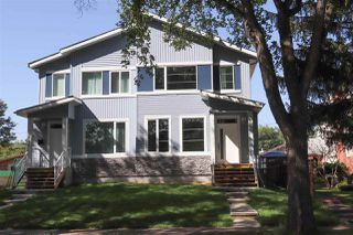 Photo 1: 12122 80 Street in Edmonton: Zone 05 House Half Duplex for sale : MLS®# E4171195