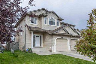 Photo 1: 11724 10 Ave Avenue in Edmonton: Zone 55 House Half Duplex for sale : MLS®# E4171501