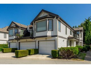 "Main Photo: 18 15840 84 Avenue in Surrey: Fleetwood Tynehead Townhouse for sale in ""Fleetwood Gables"" : MLS®# R2409954"