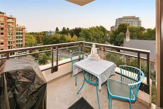 Photo 27: 605 788 Humboldt St in : Vi Downtown Condo for sale (Victoria)  : MLS®# 857154