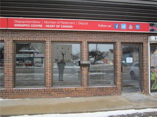 Photo 1: 600 Ellice AVE in Winnipeg: Retail for sale : MLS®# 202025804