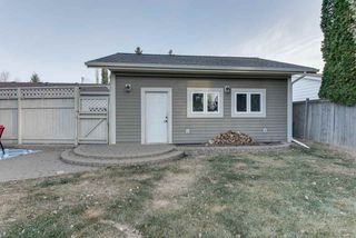 Photo 36: 9 Lawrence Crescent: St. Albert House for sale : MLS®# E4219218