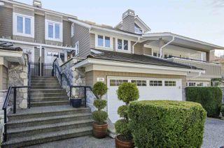 Photo 1: 29 3355 MORGAN CREEK WAY in Surrey: Morgan Creek Townhouse for sale (South Surrey White Rock)  : MLS®# R2513787