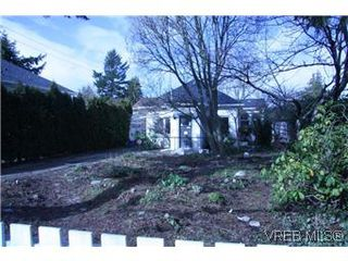 Photo 2: 2030 milton St in VICTORIA: OB North Oak Bay Land for sale (Oak Bay)  : MLS®# 563208