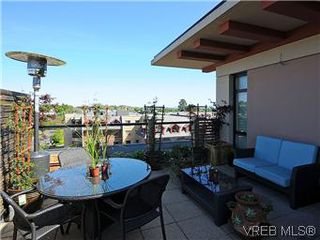 Photo 14: 608 827 Fairfield Rd in VICTORIA: Vi Downtown Condo for sale (Victoria)  : MLS®# 575913