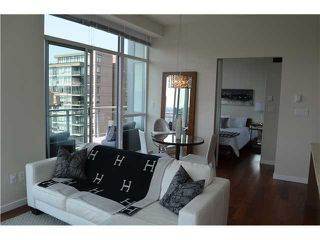 Photo 3: 1206 1205 HOWE Street in Vancouver: Downtown VW Condo for sale (Vancouver West)  : MLS®# V957555