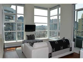 Photo 2: 1206 1205 HOWE Street in Vancouver: Downtown VW Condo for sale (Vancouver West)  : MLS®# V957555