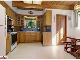 Photo 3: 2417 Mt. Lehman Road in Abbotsford: Abbotsford West House for sale : MLS®# F1123895