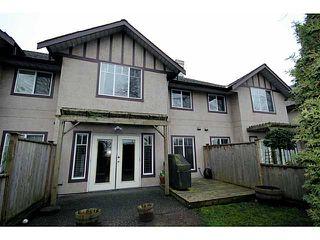 "Photo 1: 10 4788 57TH Street in Ladner: Delta Manor Townhouse for sale in ""LADNER ESTATES"" : MLS®# V1046978"