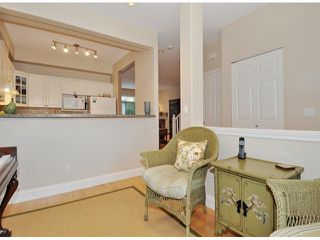 "Photo 3: 15 1506 EAGLE MOUNTAIN Drive in Coquitlam: Westwood Plateau Townhouse for sale in ""RIVER ROCK"" : MLS®# V1099856"