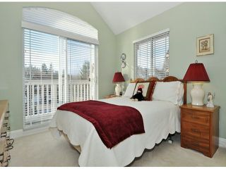 "Photo 15: 15 1506 EAGLE MOUNTAIN Drive in Coquitlam: Westwood Plateau Townhouse for sale in ""RIVER ROCK"" : MLS®# V1099856"