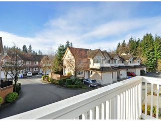 "Photo 16: 15 1506 EAGLE MOUNTAIN Drive in Coquitlam: Westwood Plateau Townhouse for sale in ""RIVER ROCK"" : MLS®# V1099856"