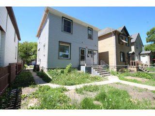 Photo 2: 696 Simcoe Street in WINNIPEG: West End / Wolseley Residential for sale (West Winnipeg)  : MLS®# 1516022