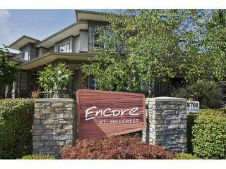 "Photo 1: 37 18701 66TH Avenue in Surrey: Cloverdale BC Townhouse for sale in ""ENCORE AT HILLCREST"" (Cloverdale)  : MLS®# F1449899"