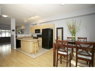 """Photo 7: 37 18701 66TH Avenue in Surrey: Cloverdale BC Townhouse for sale in """"ENCORE AT HILLCREST"""" (Cloverdale)  : MLS®# F1449899"""
