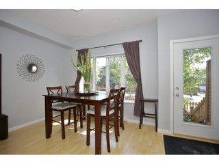 "Photo 10: 37 18701 66TH Avenue in Surrey: Cloverdale BC Townhouse for sale in ""ENCORE AT HILLCREST"" (Cloverdale)  : MLS®# F1449899"