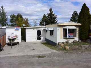 Photo 1: 26 1680 LAC LE JEUNE ROAD in : Knutsford-Lac Le Jeune Mobile for sale (Kamloops)  : MLS®# 130951