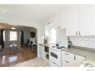 Photo 6: 140 Aubrey Street in Winnipeg: West End / Wolseley Residential for sale (West Winnipeg)  : MLS®# 1608340