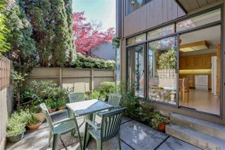 "Photo 18: 4418 YEW Street in Vancouver: Quilchena Townhouse for sale in ""ARBUTUS WEST"" (Vancouver West)  : MLS®# R2055767"