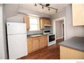 Photo 16: 671 Victor Street in Winnipeg: West End / Wolseley Residential for sale (West Winnipeg)  : MLS®# 1615671