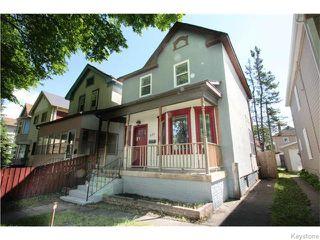 Photo 20: 671 Victor Street in Winnipeg: West End / Wolseley Residential for sale (West Winnipeg)  : MLS®# 1615671