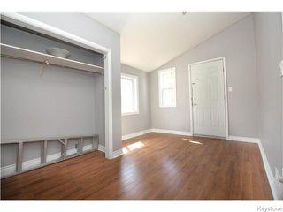 Photo 12: 671 Victor Street in Winnipeg: West End / Wolseley Residential for sale (West Winnipeg)  : MLS®# 1615671