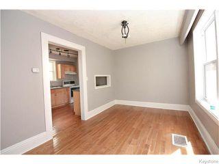 Photo 6: 671 Victor Street in Winnipeg: West End / Wolseley Residential for sale (West Winnipeg)  : MLS®# 1615671