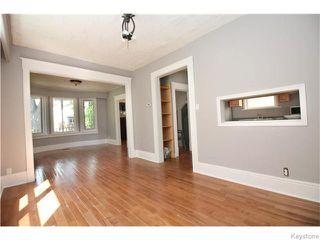 Photo 5: 671 Victor Street in Winnipeg: West End / Wolseley Residential for sale (West Winnipeg)  : MLS®# 1615671