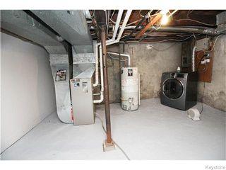 Photo 17: 671 Victor Street in Winnipeg: West End / Wolseley Residential for sale (West Winnipeg)  : MLS®# 1615671