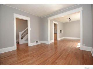 Photo 4: 671 Victor Street in Winnipeg: West End / Wolseley Residential for sale (West Winnipeg)  : MLS®# 1615671