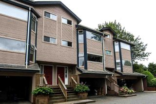 Photo 1: 2 1195 FALCON Drive in Coquitlam: Eagle Ridge CQ Townhouse for sale : MLS®# R2094331