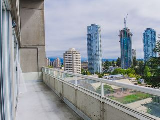"Photo 6: 1404 6595 BONSOR Avenue in Burnaby: Metrotown Condo for sale in ""BONSOR AVE. PLACE"" (Burnaby South)  : MLS®# R2106402"
