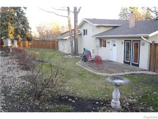 Photo 17: 23 Linacre Road in Winnipeg: Fort Richmond Residential for sale (1K)  : MLS®# 1629235