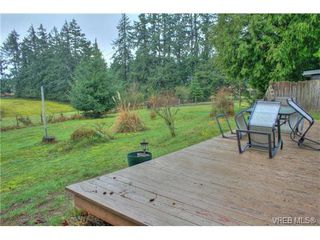Photo 11: 4541 Rocky Point Road in VICTORIA: Me Rocky Point Single Family Detached for sale (Metchosin)  : MLS®# 375151