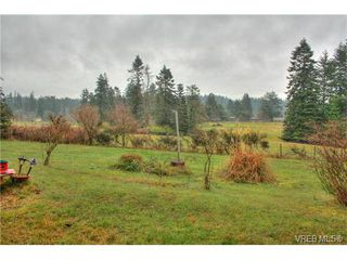 Photo 3: 4541 Rocky Point Road in VICTORIA: Me Rocky Point Single Family Detached for sale (Metchosin)  : MLS®# 375151