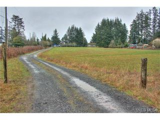 Photo 1: 4541 Rocky Point Road in VICTORIA: Me Rocky Point Single Family Detached for sale (Metchosin)  : MLS®# 375151