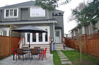 Photo 16: 988 E 20TH Avenue in Vancouver: Fraser VE House 1/2 Duplex for sale (Vancouver East)  : MLS®# R2152467