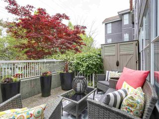 Photo 13: 104 655 W 13TH Avenue in Vancouver: Fairview VW Condo for sale (Vancouver West)  : MLS®# R2164495