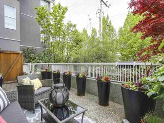 Photo 12: 104 655 W 13TH Avenue in Vancouver: Fairview VW Condo for sale (Vancouver West)  : MLS®# R2164495
