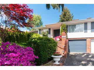 Photo 2: 4048 Magdelin Street in VICTORIA: SE Lambrick Park Strata Duplex Unit for sale (Saanich East)  : MLS®# 378122