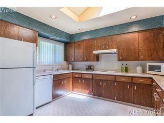 Photo 5: 4048 Magdelin Street in VICTORIA: SE Lambrick Park Strata Duplex Unit for sale (Saanich East)  : MLS®# 378122